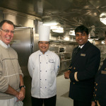 Dr. Sears with Chef