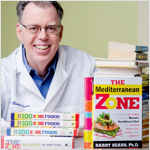 Zone Diet: Mediterranean Zone by Dr. Barry Sears