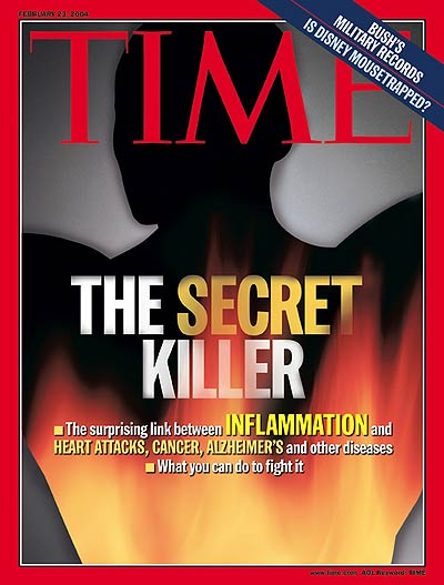 Time Magazine Feb 2004