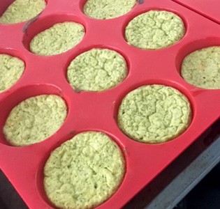 Zone Orzo Egg Muffins with Broccoli